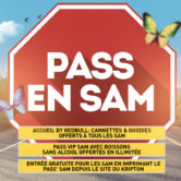 Pass' en Sam – Kripton Club