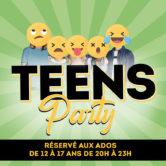 TEENS PARTY – Kripton Club