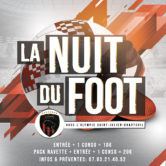 La NUIT Du FOOT – Kripton Club