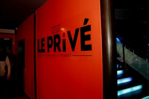 VEN 08/12 INAUGURATION Club Le Privé